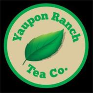 YAUPON RANCH TEA CO.