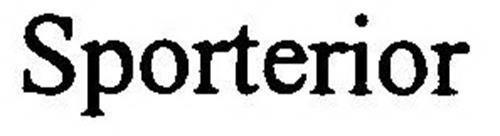 SPORTERIOR