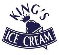 KING'S ICE CREAM