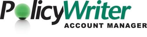 POLICYWRITER ACCOUNT MANAGER