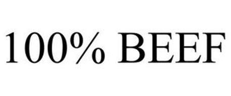 100%BEEF