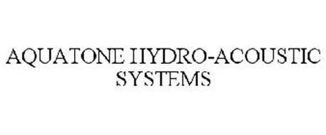 AQUATONE HYDRO-ACOUSTIC SYSTEMS