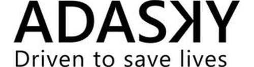 ADASKY DRIVEN TO SAVE LIVES