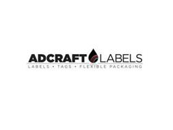 ADCRAFT LABELS LABELS · TAGS · FLEXIBLE PACKAGING