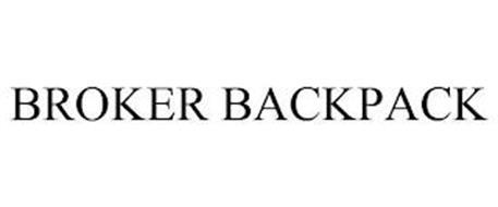 BROKER BACKPACK