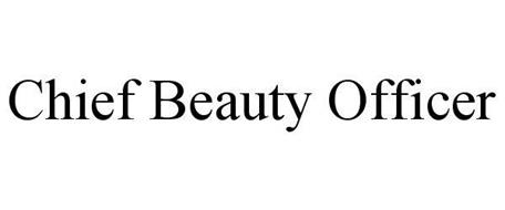 CHIEF BEAUTY OFFICER