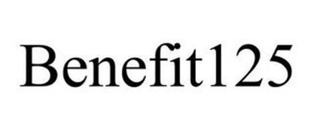 BENEFIT125