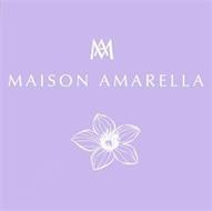 MA MAISON AMARELLA