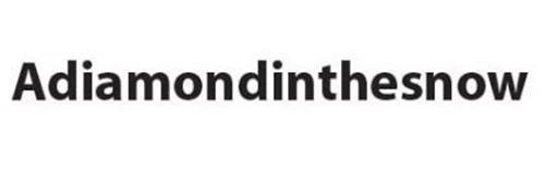 ADIAMONDINTHESNOW