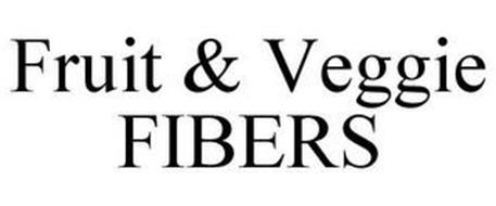 FRUIT & VEGGIE FIBERS