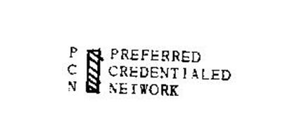 PCN PREFERRED CREDENTIALED NETWORK