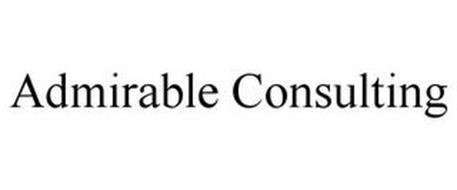 ADMIRABLE CONSULTING
