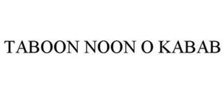 TABOON NOON O KABAB