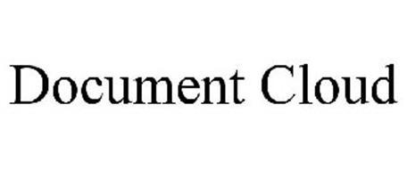 DOCUMENT CLOUD