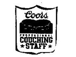 COORS PROFESSIONAL COUCHING STAFF
