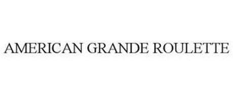 AMERICAN GRANDE ROULETTE