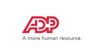Adp Payroll Employee Login >> ADP A MORE HUMAN RESOURCE Trademark of ADP, LLC Serial Number: 86571634 :: Trademarkia Trademarks