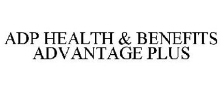 ADP HEALTH & BENEFITS ADVANTAGE PLUS