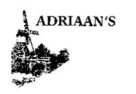 ADRIAAN'S