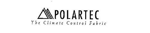 POLARTEC THE CLIMATE CONTROL FABRIC