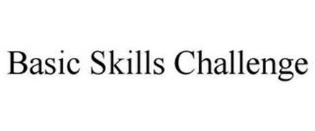 BASIC SKILLS CHALLENGE