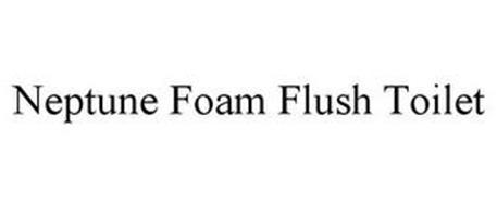 NEPTUNE FOAM FLUSH TOILET