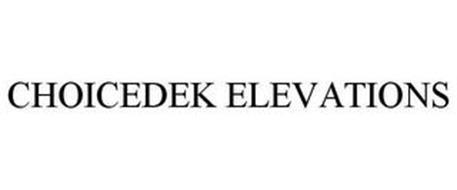 CHOICEDEK ELEVATIONS