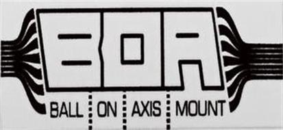 BOA BALL ON AXIS MOUNT