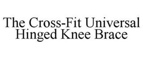 THE CROSS-FIT UNIVERSAL HINGED KNEE BRACE