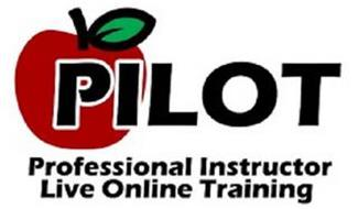 PILOT PROFESSIONAL INSTRUCTOR LIVE ONLINE TRAINING