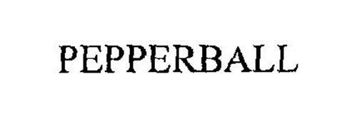 PEPPERBALL