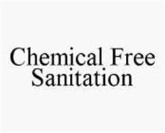 CHEMICAL FREE SANITATION