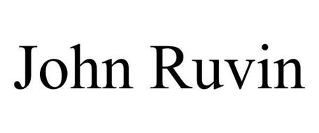 JOHN RUVIN