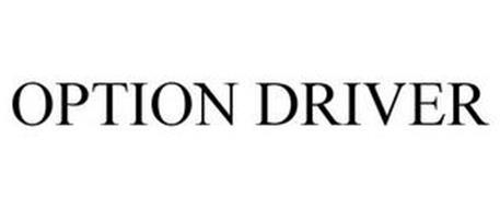 OPTION DRIVER