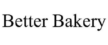 BETTER BAKERY