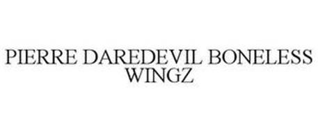 PIERRE DAREDEVIL BONELESS WINGZ