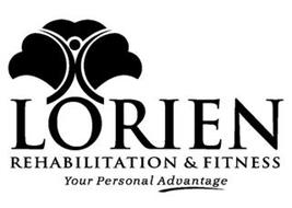 LORIEN REHABILITATION & FITNESS YOUR PERSONAL ADVANTAGE