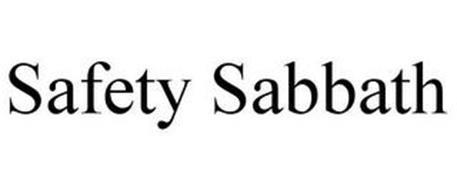 SAFETY SABBATH