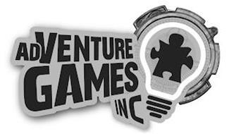 ADVENTURE GAMES INC