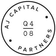 AJ CAPITAL PARTNERS Q4 08