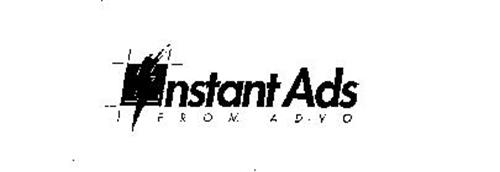 INSTANT ADS FROM ADVO