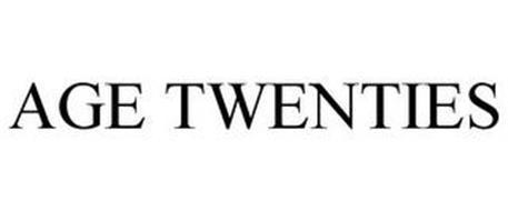AGE TWENTIES