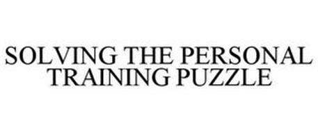 SOLVING THE PERSONAL TRAINING PUZZLE