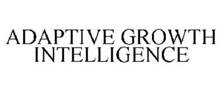 ADAPTIVE GROWTH INTELLIGENCE