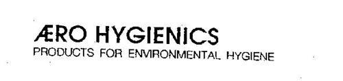 AERO HYGIENICS PRODUCTS FOR ENVIRONMENTAL HYGIENE