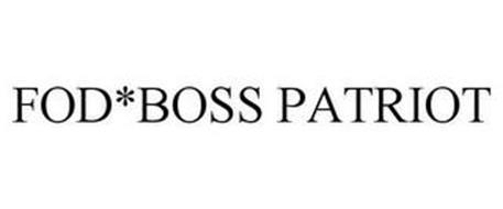 THE FOD*BOSS PATRIOT