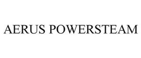 AERUS POWERSTEAM