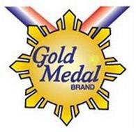 GOLD MEDAL BRAND
