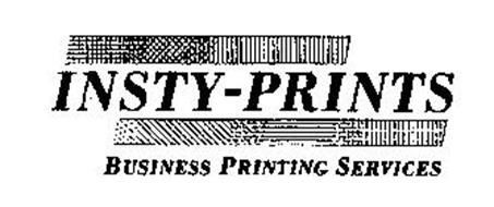 INSTY-PRINTS BUSINESS PRINTING SERVICES