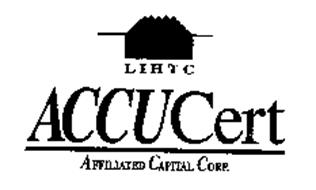 LIHTC ACCUCERT AFFILIATED CAPITAL CORP.